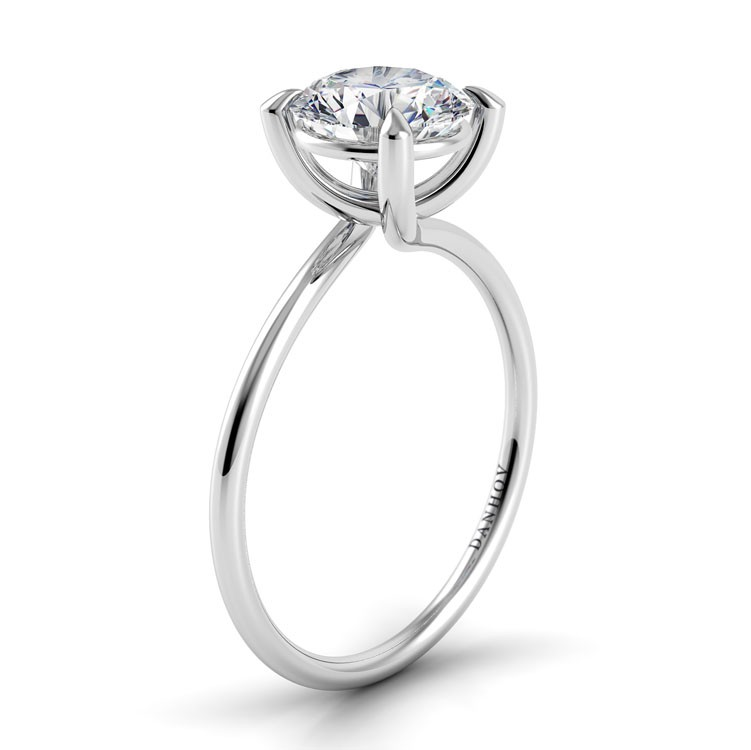 Danhov Eleganza Collection Engagement ring ZE103 product image