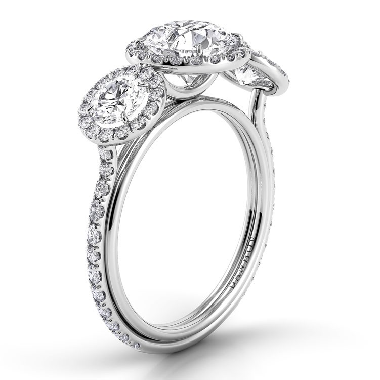 Danhov Per Lei Collection Engagement ring LE101 product image