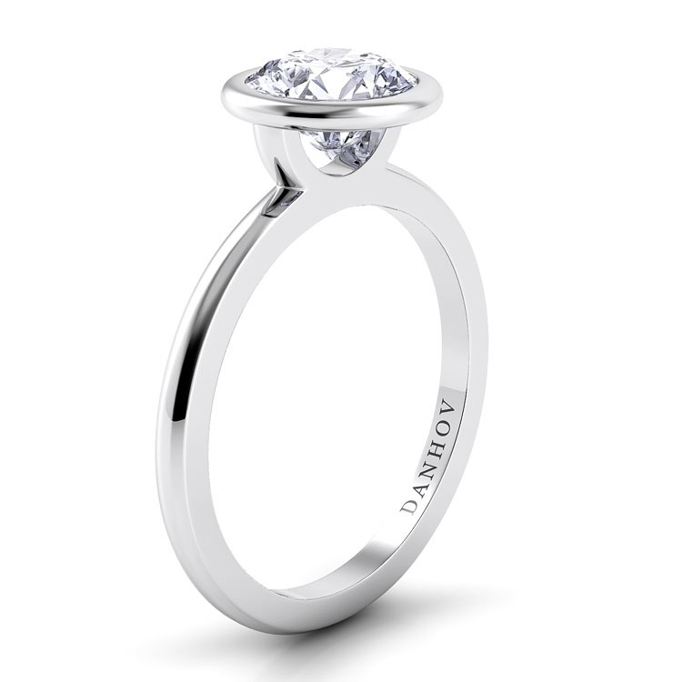 Danhov Per Lei Collection Engagement ring LE100 product image