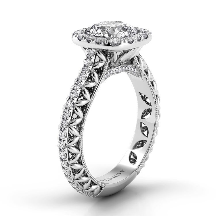 Danhov Petalo Collection Engagement ring FE109 product image