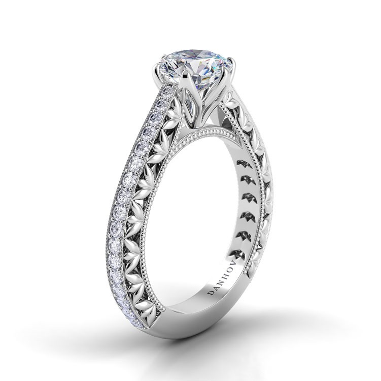 Danhov Petalo Collection Engagement ring FE100 product image