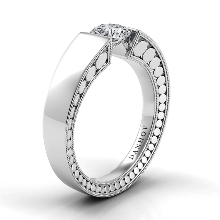 Danhov Voltaggio Engagement ring V136 product image