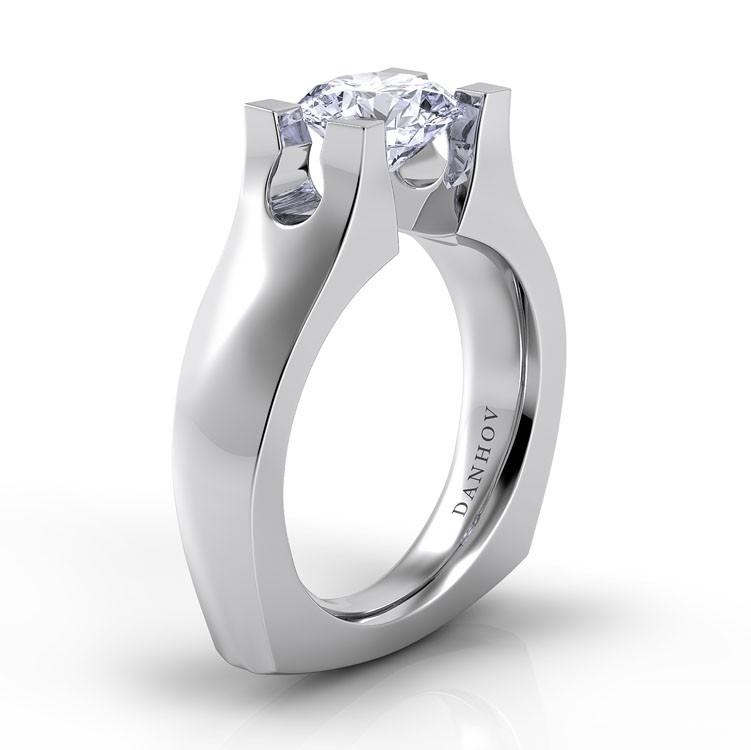 Danhov Voltaggio Engagement ring V125 product image
