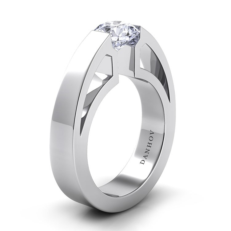 Danhov Voltaggio Engagement ring V102 product image