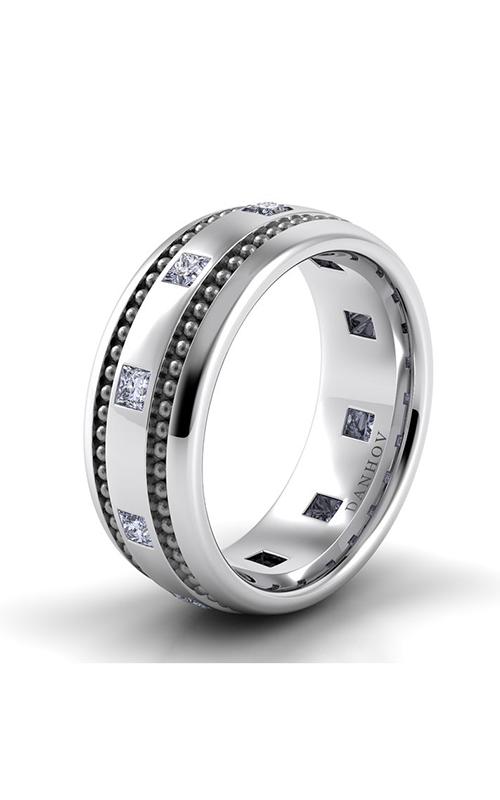 Danhov Men's Wedding Bands Wedding band PM104-8 product image