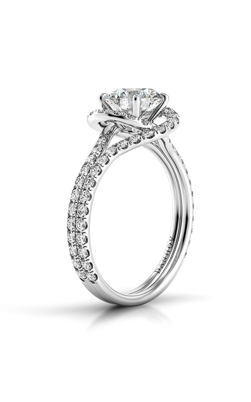 Danhov Abbraccio Engagement ring AE143 product image