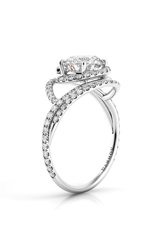 Danhov Abbraccio Engagement ring AE162 product image