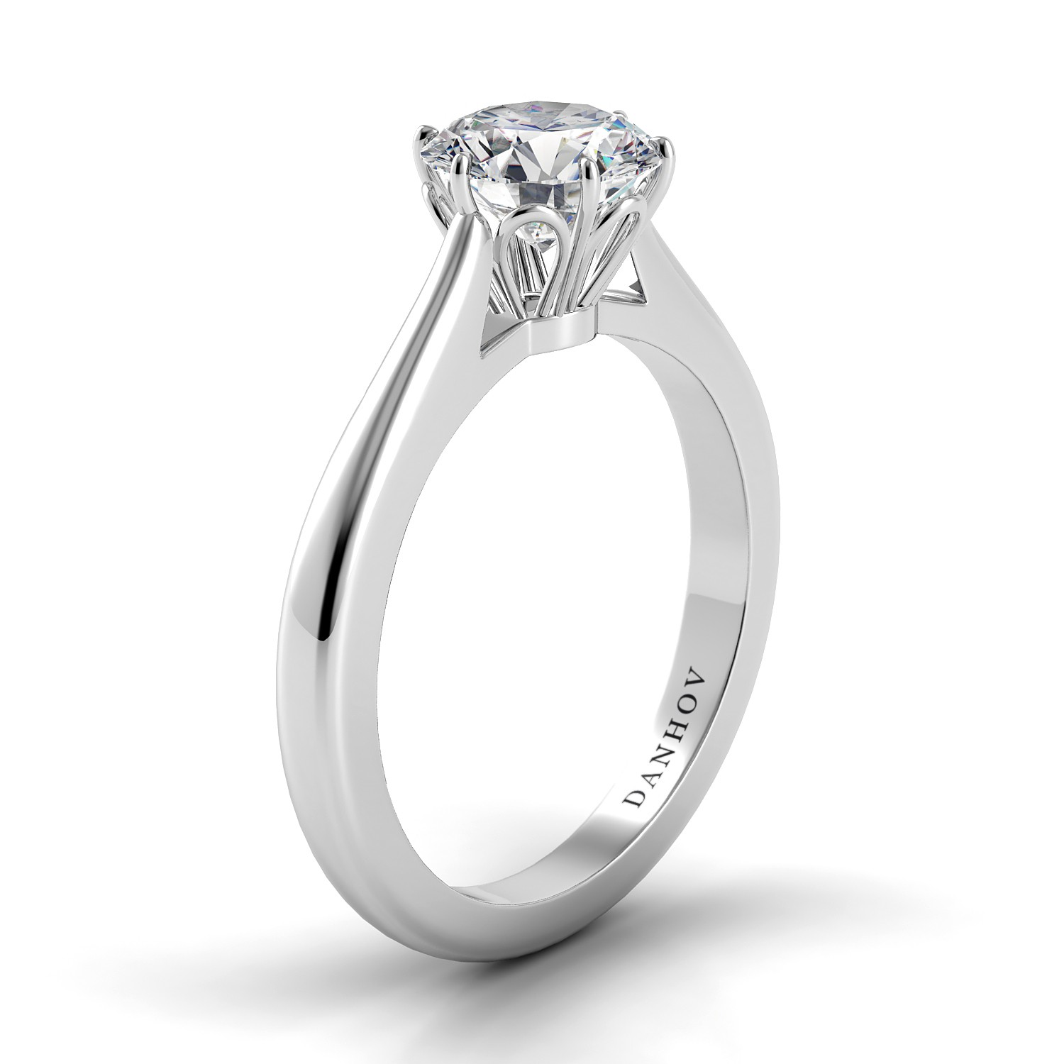 Danhov Classico Engagement Ring CL105 product image