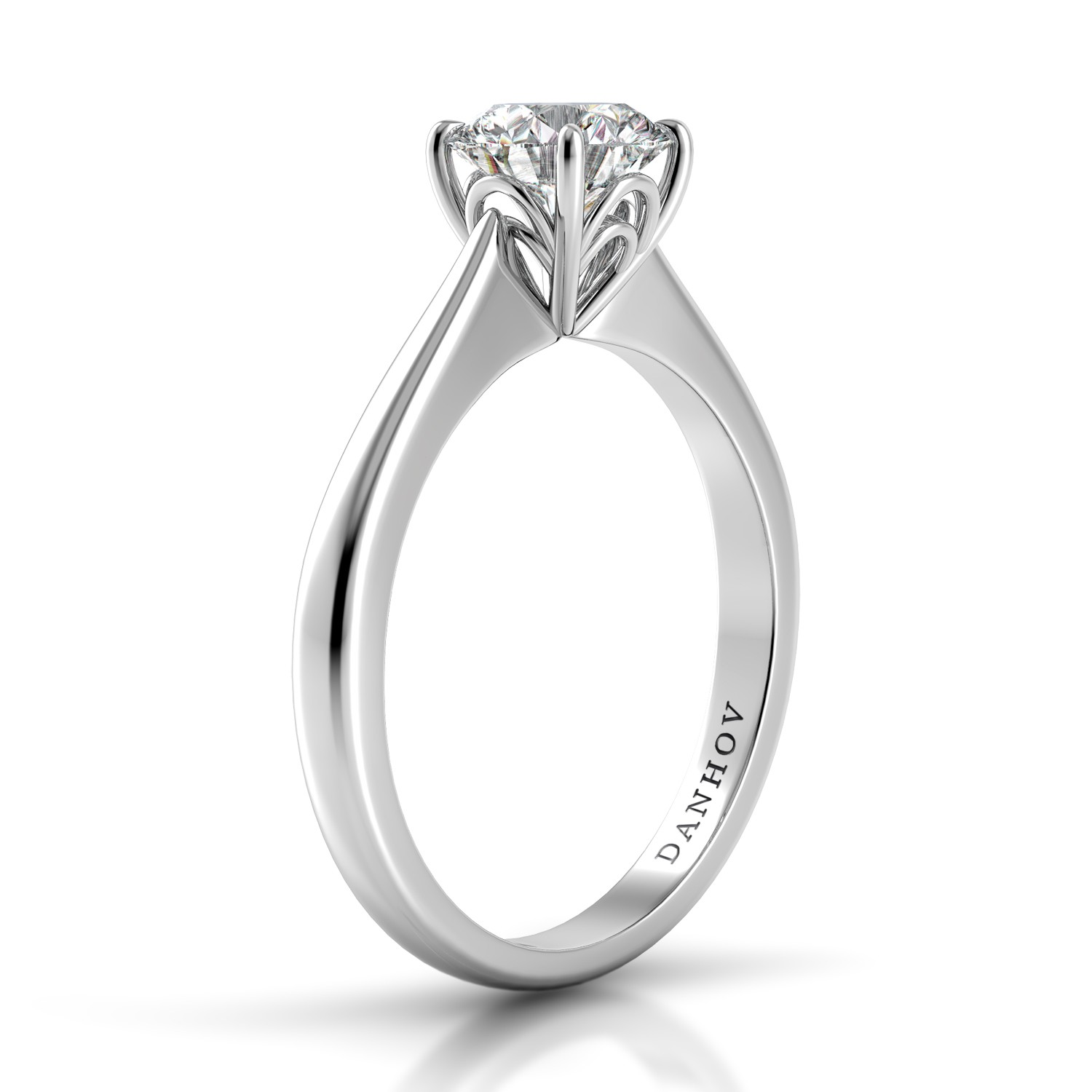 Danhov Classico Collection Engagement ring CL139 product image