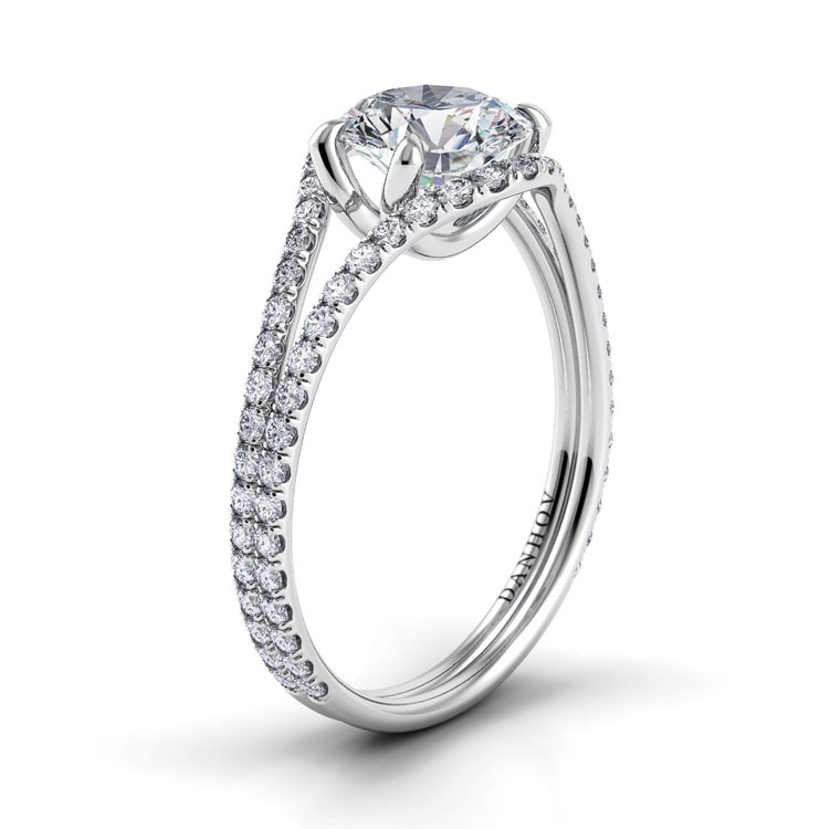 Danhov Per Lei Collection Engagement ring LE110 product image