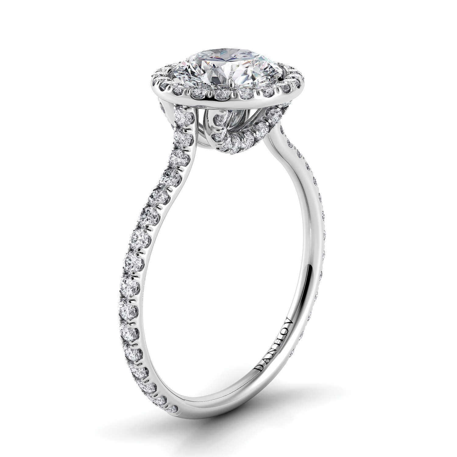 Danhov Per Lei Collection Engagement ring LE112 product image