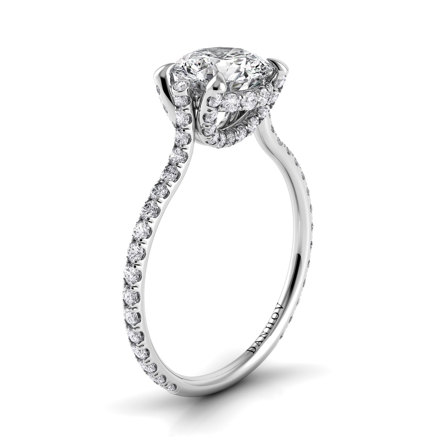 Danhov Per Lei Collection Engagement ring LE115 product image