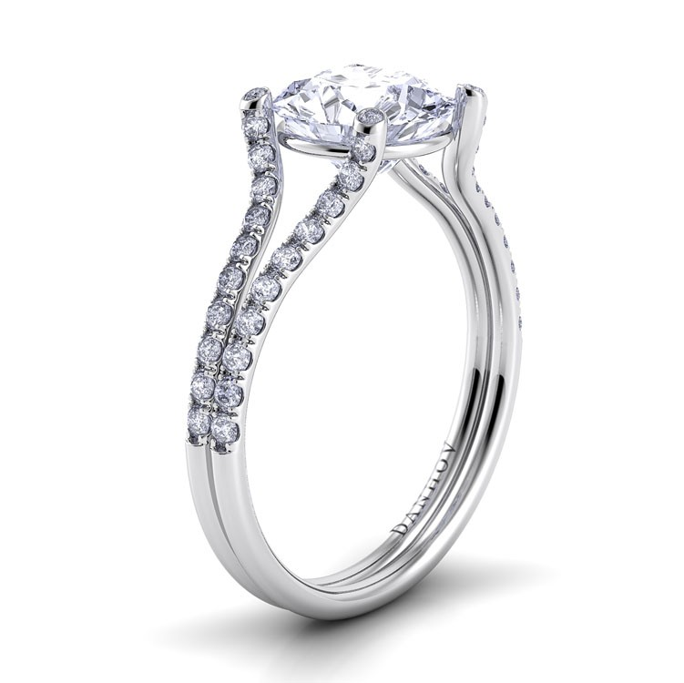 Danhov Solo Filo Engagement ring SE101 product image