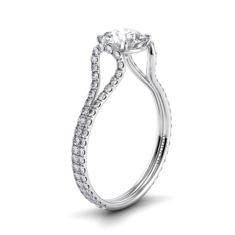 Danhov Solo Filo Engagement ring SE103 product image