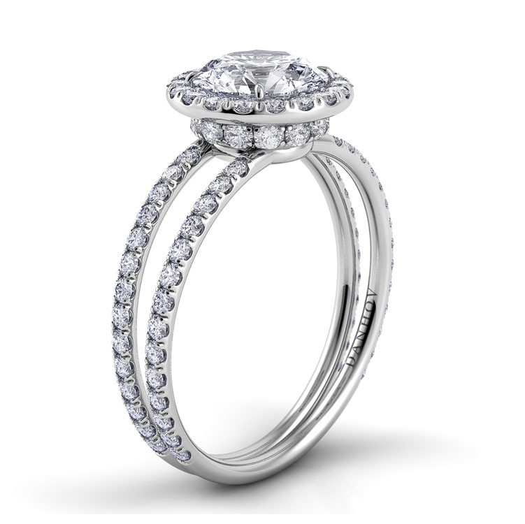 Danhov Solo Filo Engagement ring SE113 product image