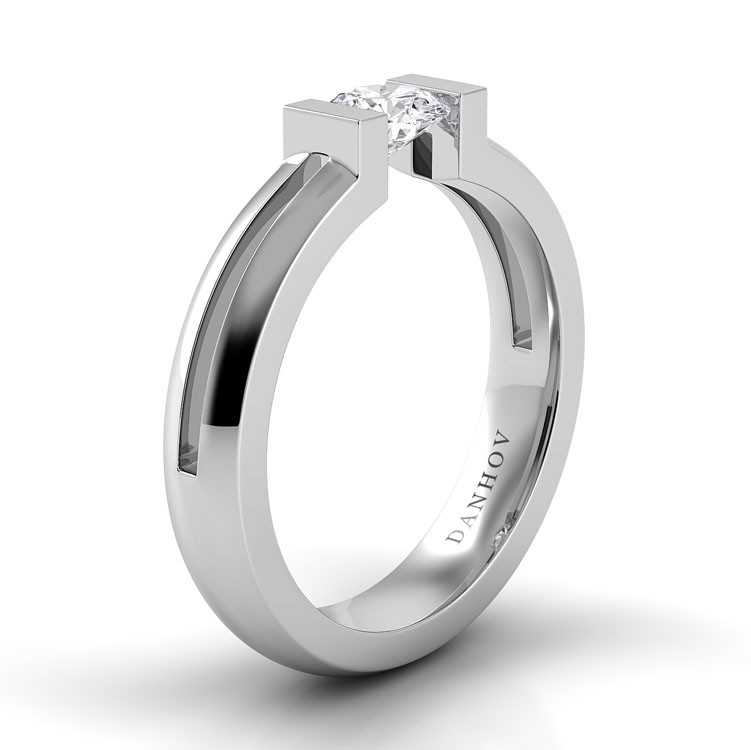 Danhov Voltaggio Collection Engagement ring V107 product image