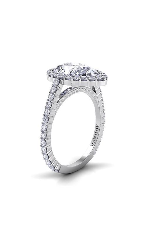 Danhov Eleganza Wedding Band XE101-PS product image