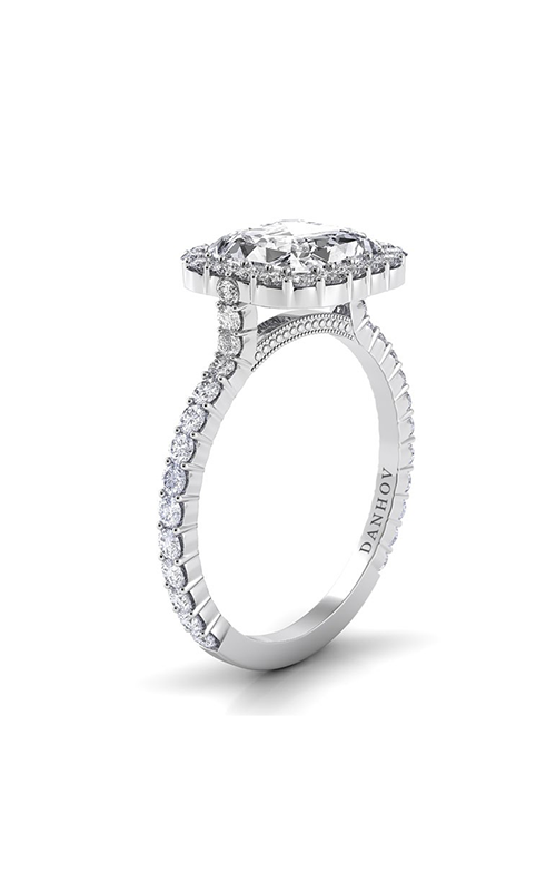 Danhov Carezza Engagement Ring XE105-AS product image