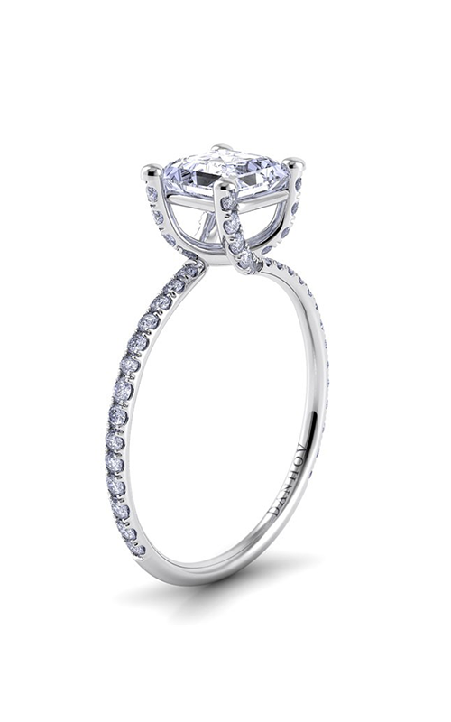 Danhov Eleganza Collection Engagement ring ZE102-AS product image