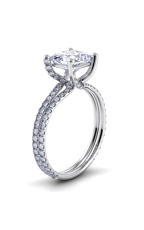 Danhov Eleganza Collection Engagement ring ZE108-PR product image