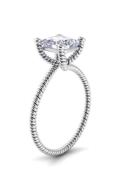 Danhov Eleganza Collection Engagement ring ZE110-PR product image