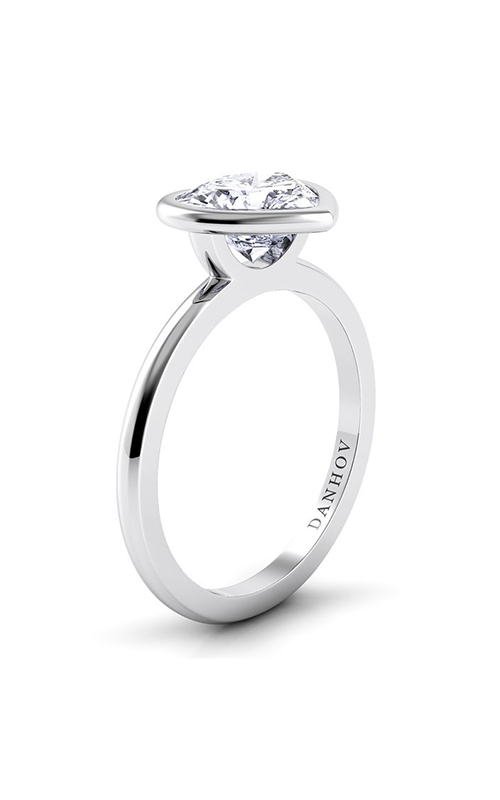 Danhov Per Lei Collection Engagement ring LE100-HS product image