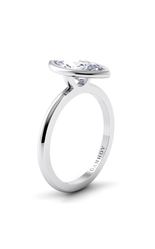 Danhov Per Lei Collection Engagement ring LE100-MQ product image