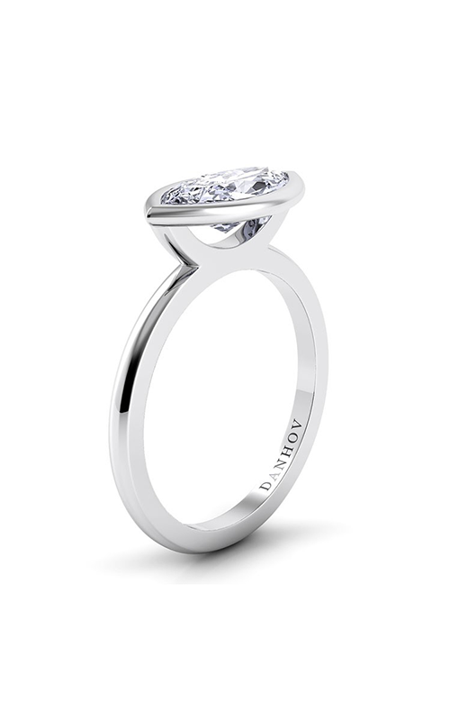 Danhov Per Lei Collection Engagement ring LE100-MQEW product image