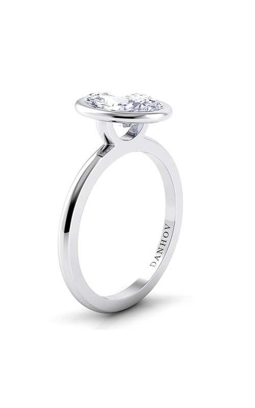 Danhov Per Lei Collection Engagement ring LE100-OV product image