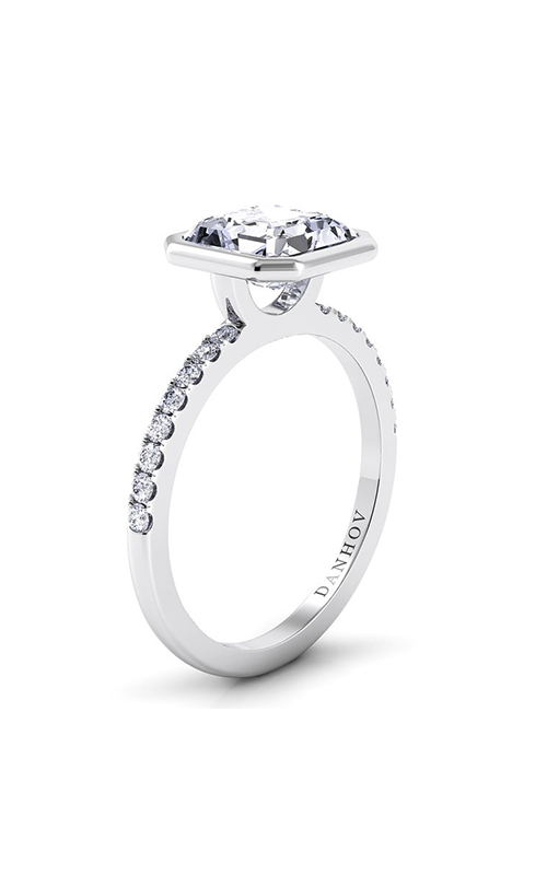 Danhov Per Lei Collection Engagement ring LE103-AS product image
