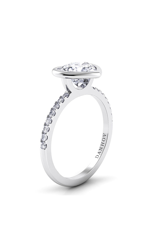 Danhov Per Lei Collection Engagement ring LE103-HS product image