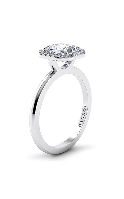 Danhov Per Lei Collection Engagement ring LE104-AS product image