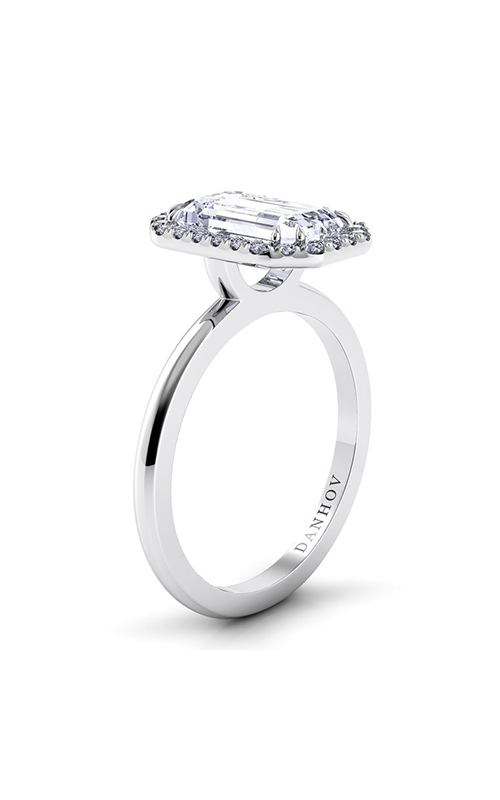 Danhov Per Lei Collection Engagement ring LE104-EM product image