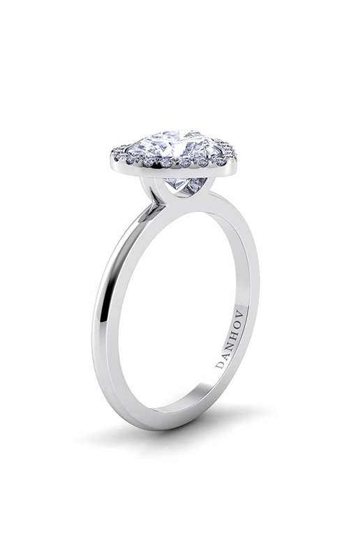Danhov Per Lei Collection Engagement ring LE104-HS product image