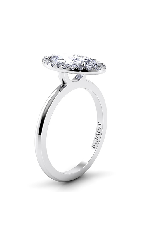 Danhov Per Lei Collection Engagement ring LE104-MQ product image