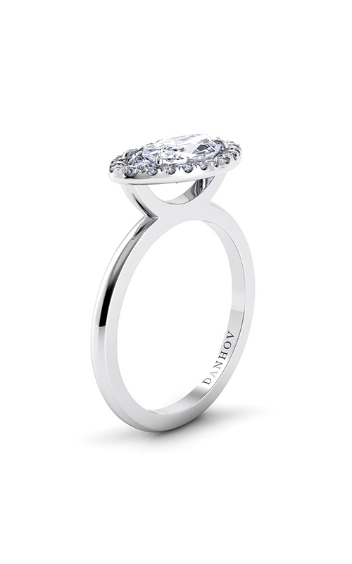 Danhov Per Lei Collection Engagement ring LE104-MQEW product image