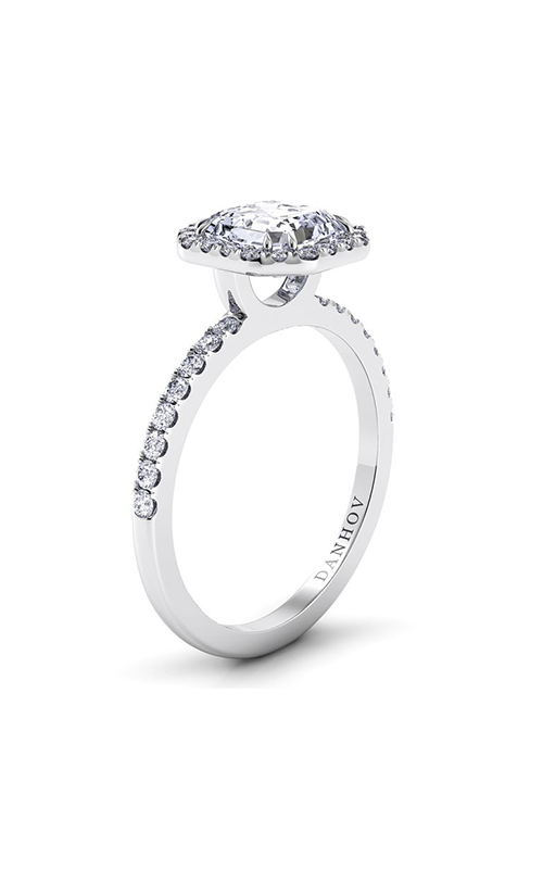 Danhov Per Lei Collection Engagement ring LE105-AS product image