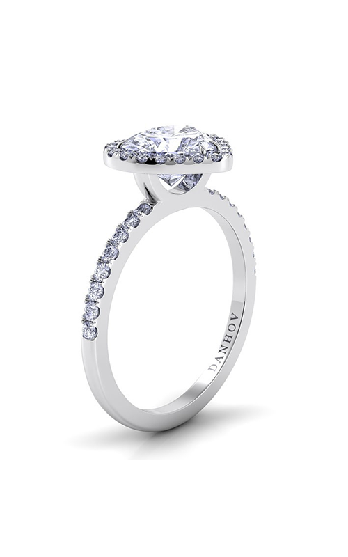 Danhov Per Lei Collection Engagement ring LE105-HS product image