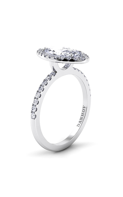 Danhov Per Lei Collection Engagement ring LE105-MQ product image