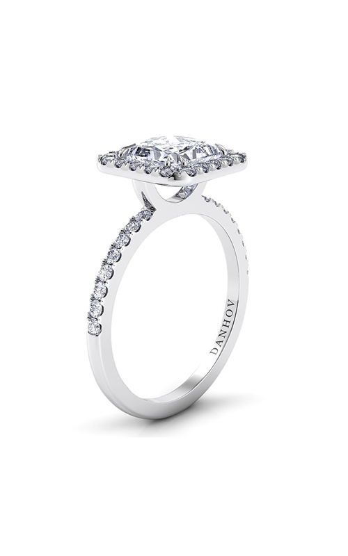 Danhov Per Lei Collection Engagement ring LE105-PR product image