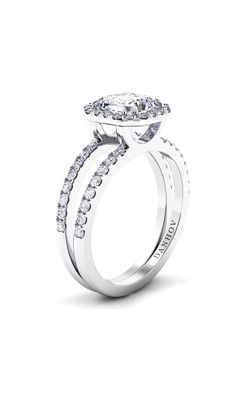Danhov Per Lei Collection Engagement ring LE106-AS product image