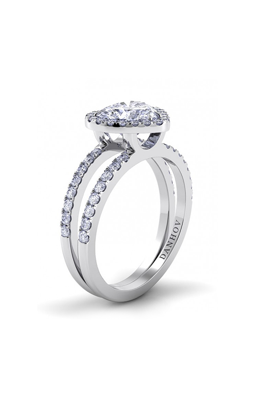 Danhov Per Lei Collection Engagement ring LE106-HS product image
