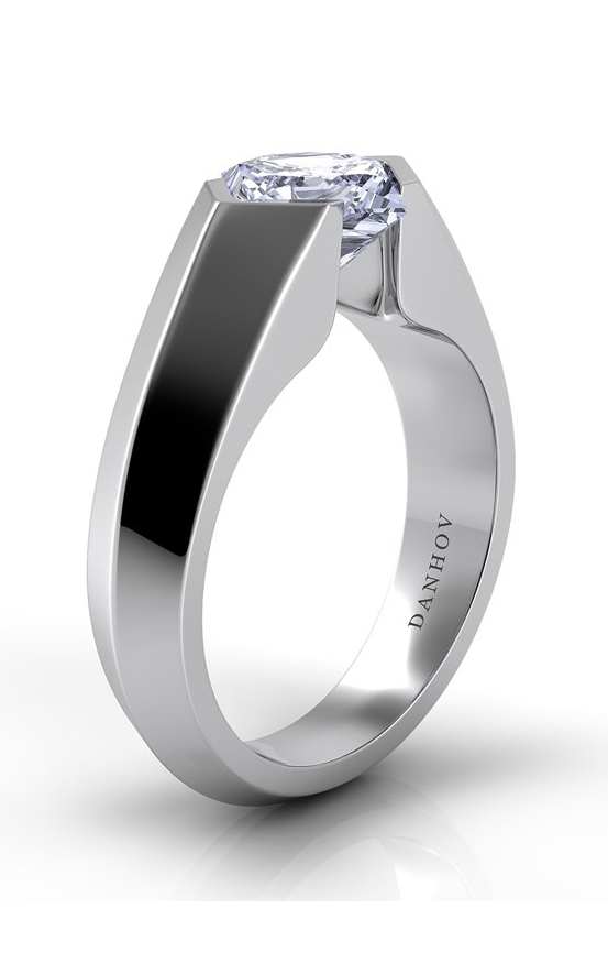 Danhov Voltaggio Collection Engagement ring V131-PR product image