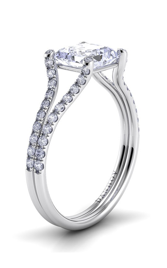 Danhov Solo Filo Engagement ring SE101-AS product image