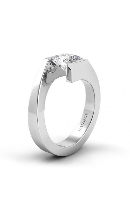 Danhov Voltaggio Collection Engagement ring v123 product image