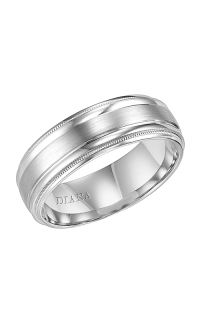Diana Wedding Bands 11-N7652W7-G