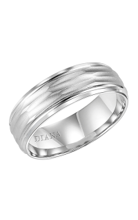 Diana Wedding Bands 11-N7654W7-G