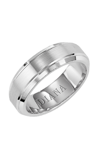 Diana Wedding Bands 11-N7603W-G
