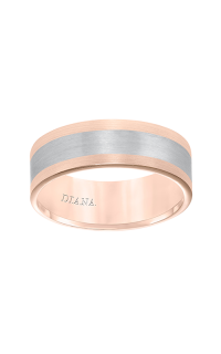 Diana Wedding Bands 11-N8591RW7-G