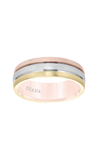 Diana Wedding Bands 11-N8647RWY7-G